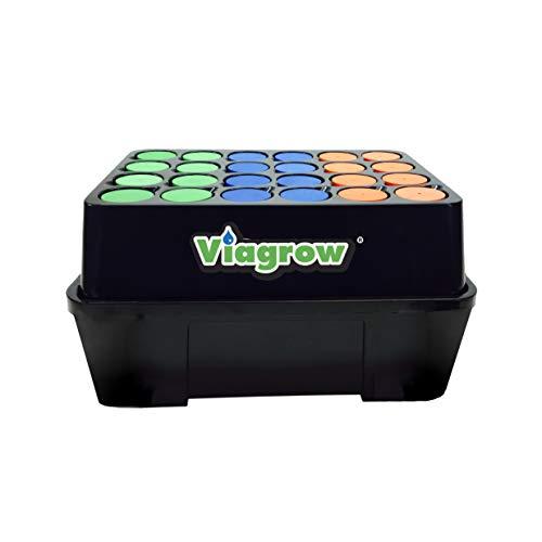 Viagrow Clone Machine Aeroponic Hydroponic System