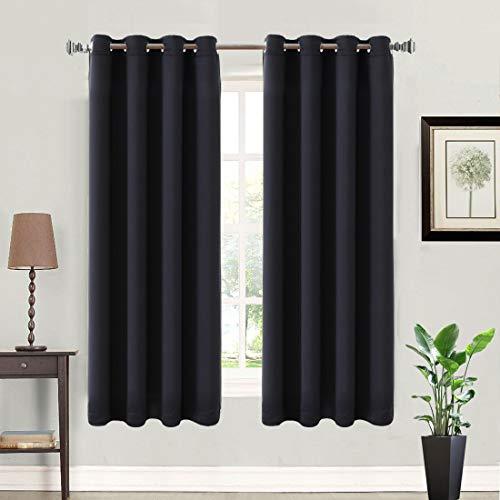 BALICHUN 2 Panels 99% Blackout Curtains