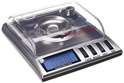 PoLLux GEM20 Milligram Digital Pocket Scale