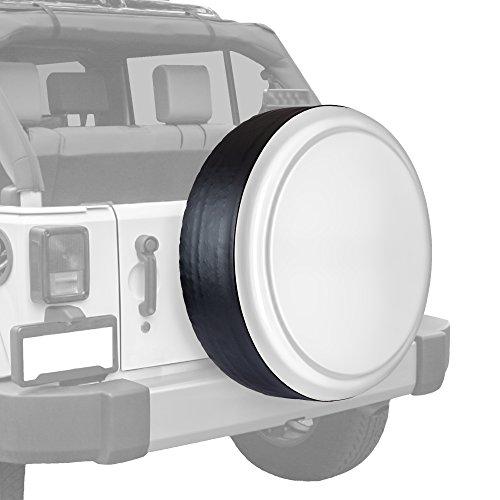 Boomerang Color Matched Rigid Tire Cover