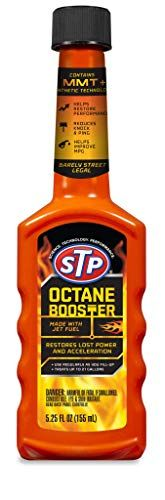 STP Octane Booster