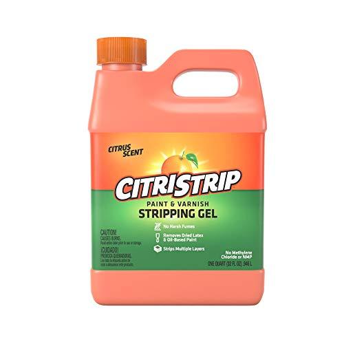 Citristrip QCSG801 Paint & Varnish Stripping Gel