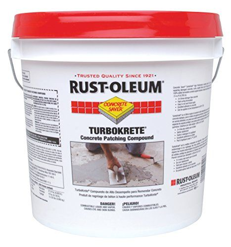 TurboKrete Concrete Patch