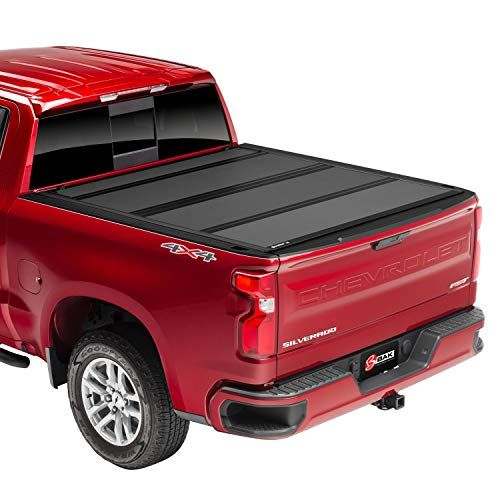 BAK BAKFlip MX4 Truck Bed Tonneau Cover