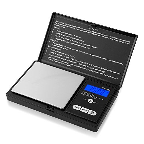 Weigh Gram TOP-100 Scale