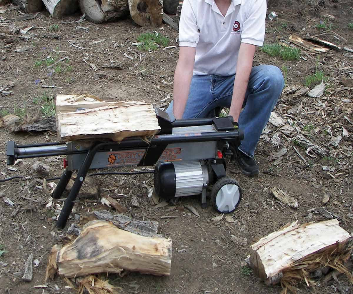 Best Electric Log Splitters