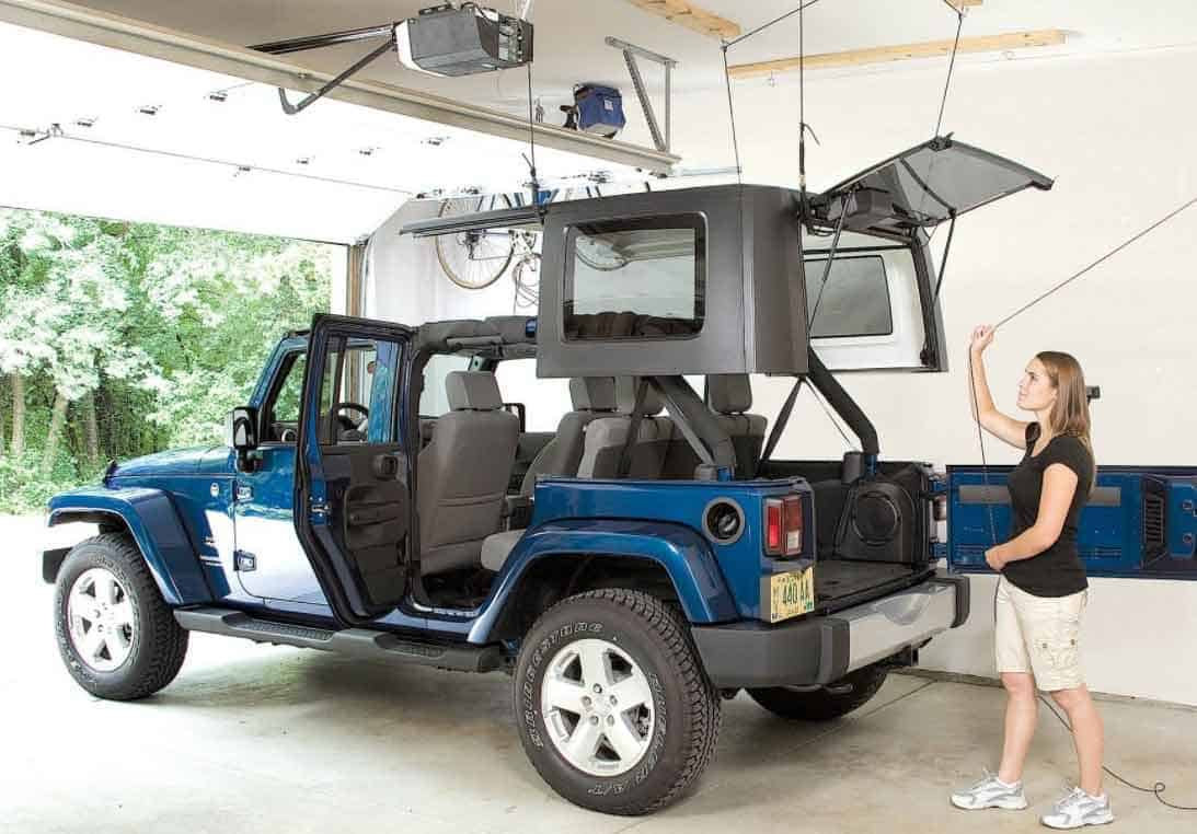 Jeep Hardtop Hoist Reviews