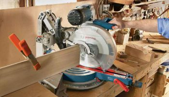 Top 11 Best Sliding Compound Miter Saws In 2019