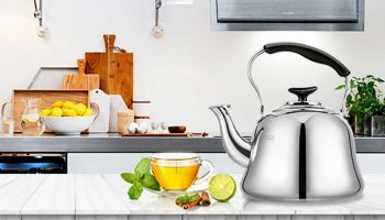 Top 15 Best Tea Kettles In 2020