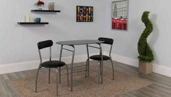 Top 11 Best 2 Person Dining Tables For Small Space