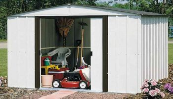 Top 11 Best Metal Sheds In 2020