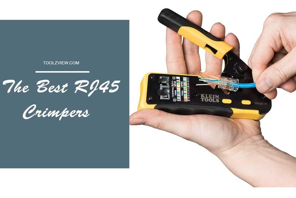 Best RJ45 Crimpers
