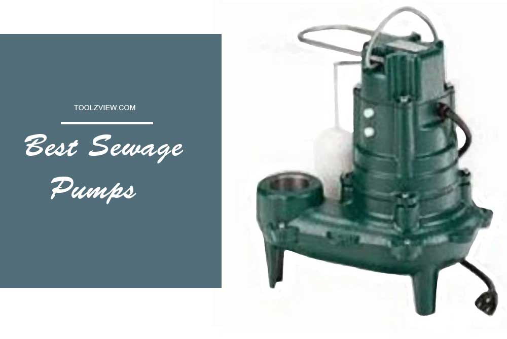 Best Sewage Pumps