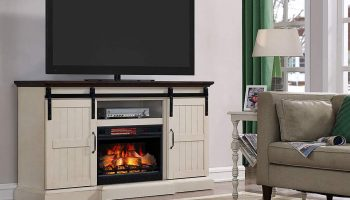 Top 11 Best Electric Fireplace TV Stands 2021