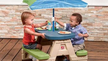 Top 11 Best Kids Picnic Tables For 2020