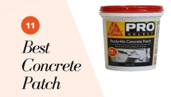 11 Best Concrete Patching Compound Reviews 2021