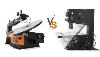 Scroll Saw Vs. Band Saw – What's The Difference