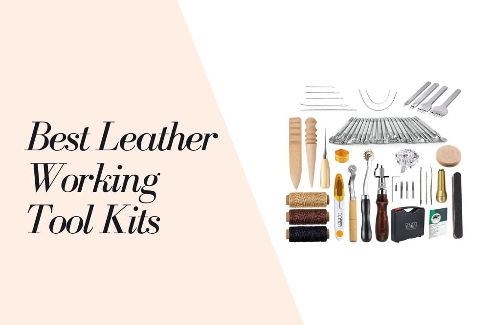 Leather Working Tool Kits
