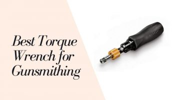 11 Best Torque Wrench for Gunsmithing 2021